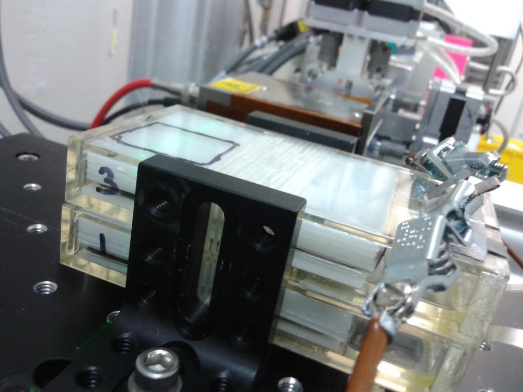 APS battery testing
