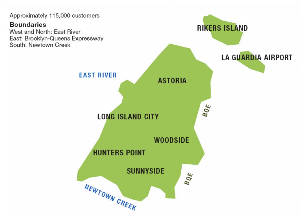 Con Edison Long Island City network