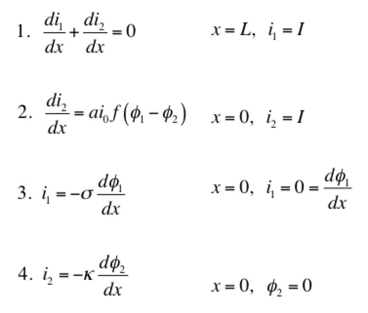 Porous 2 equations