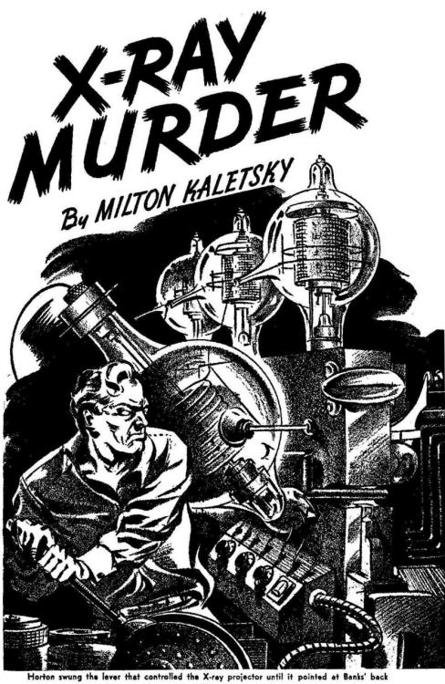 X-ray Murder