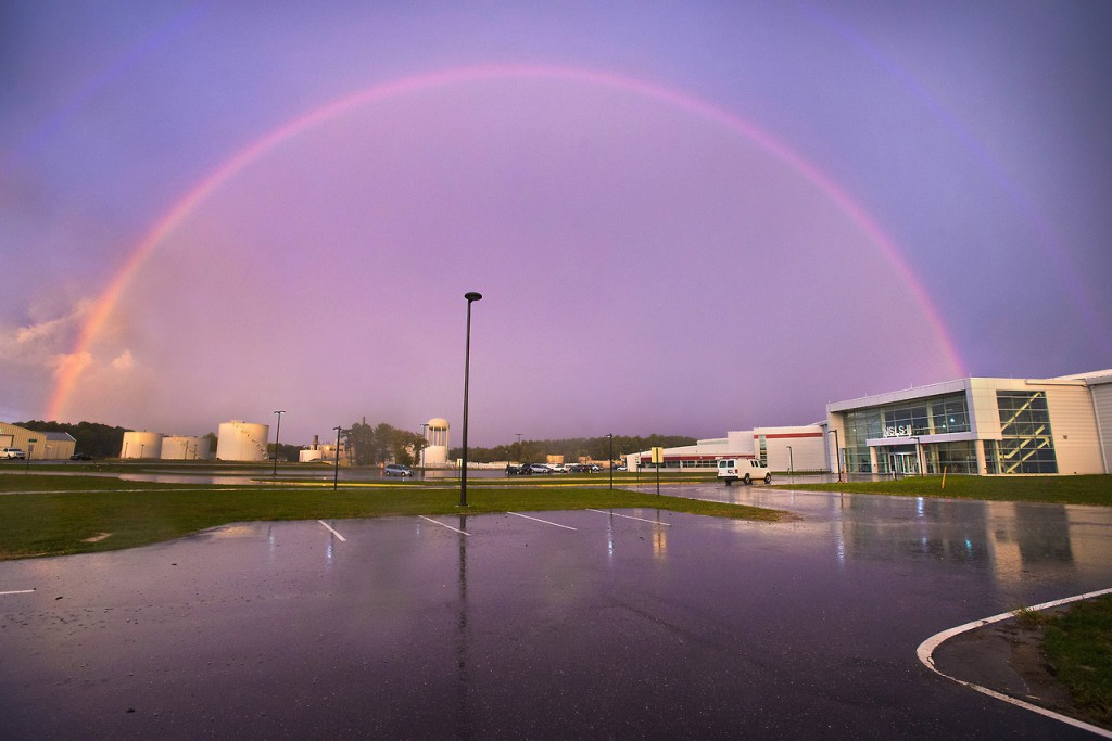 NSLS Rainbow